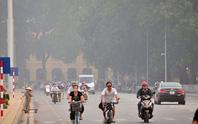 Ô nhiễm bụi mịn ngày càng nặng nề
