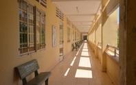 Tây Ninh: Trường rung lắc, học sinh phải sơ tán