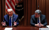 Tổng thống Trump không còn tai mắt tại Bộ Tư pháp?