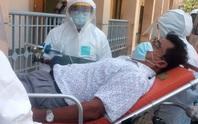 Số ca cách ly Covid-19 tại bệnh viện dã chiến Củ Chi tăng lên 16 người