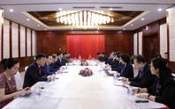 Phó Thủ tướng Phạm Bình Minh gặp Ngoại trưởng Trung Quốc Vương Nghị