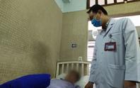 Bệnh nhân tưởng bụng bia, bác sĩ lấy ra khối bướu khổng lồ 7,3 kg