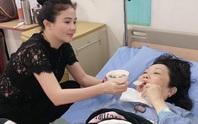 Rời phim trường đột ngột, nghệ sĩ Thanh Hằng nhập viện