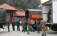 Tặng Bộ Quốc phòng Trung Quốc trang thiết bị y tế phòng chống dịch Covid-19