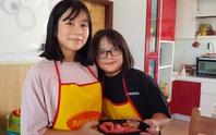2 nữ sinh Phú Quốc đam mê làm bánh mì thanh long ruột đỏ