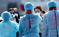 Lên tàu giúp ngăn virus, 2 quan chức Nhật Bản thành bệnh nhân