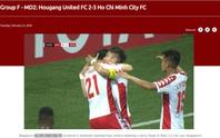AFC khen ngợi Công Phượng, chê Bùi Tiến Dũng