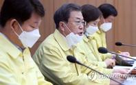 Covid-19: Tổng thống Hàn Quốc từng họp với quan chức nhiễm bệnh ở Daegu