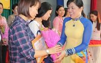 Bà Nguyễn Trần Phượng Trân làm Chủ tịch Hội LHPN TP HCM