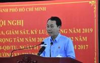 Ủy ban Kiểm tra Thành ủy TP HCM đã chỉ đạo xem xét, xử lý nhiều tổ chức Đảng