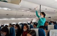 Vietnam Airlines tăng nhiệt độ khoang hành khách máy bay lên 26 độ C để phòng chống virus corona