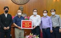HLV Park Hang-seo ủng hộ 5.000 USD để phòng chống dịch Covid-19