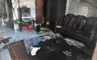 Nửa đêm, gã đàn ông 42 tuổi đốt nhà trọ của người đàn bà 48 tuổi