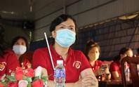 Nhóm Chia sẻ- Sharing của phu nhân nguyên Chủ tịch nước Trương Tấn Sang tặng 10.320 mặt nạ bảo hộ