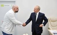 Bác sĩ tiếp xúc gần Tổng thống Putin nhiễm Covid-19