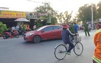 Điều tra vụ người đàn ông đi ô tô ở TP HCM bị chặt rớt tay