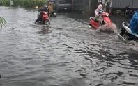 Mưa lớn nhiều giờ bất ngờ đổ xuống đảo ngọc Phú Quốc