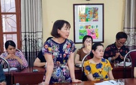 Học sinh bị phạt đứng nắng ngoài cổng trường: Chủ tịch TP Hải Phòng trực tiếp họp xử lý