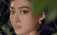Hoa hậu Lương Thùy Linh lạ lẫm sau đăng quang