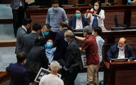 Mỹ không dễ trả đũa Trung Quốc về vấn đề Hồng Kông?