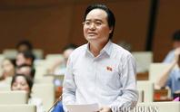 Bộ trưởng Phùng Xuân Nhạ nói về  việc Chủ tịch Quảng Ninh kiêm hiệu trưởng trường ĐH Hạ Long