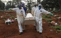 Covid-19: Brazil lần đầu vượt Mỹ về số ca tử vong trong ngày