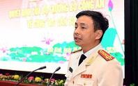 Cục phó Cục An ninh mạng và phòng, chống tội phạm sử dụng công nghệ cao làm Giám đốc Công an Hòa Bình