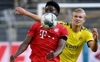 Alphonso Davies: Cậu bé Ghana di dân tỏa sáng ở Bundesliga