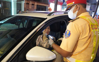 """CSGT chốt chặn 2 đêm liên tục ở Vũng Tàu, hàng loạt lái xe... """"ôm hận""""!"""