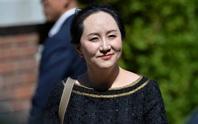 Tòa án Canada dấn một bước trong vụ dẫn độ bà Mạnh Vãn Chu sang Mỹ