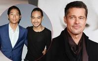 Brad Pitt tụ hội Pax Thiên và các con