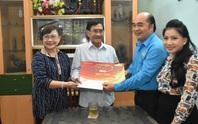 Mai Vàng nhân ái thăm Chu Phác Viên Nam Hùng, Nhuận Điền Thanh Tú và quái kiệt Tùng Lâm