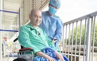 Kíp y - bác sĩ Việt Nam sẽ bay cùng phi công người Anh về nước