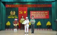 Phú Yên có giám đốc công an mới