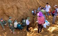 Quảng Nam: Phát hiện hố chôn tập thể 17 chiến sĩ đặc công hi sinh 50 năm trước