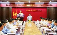 Đề nghị Bộ Chính trị cho phép Đại hội bầu trực tiếp Bí thư Tỉnh ủy