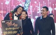 Lần đầu giành giải thưởng, Quách Ngọc Ngoan tặng ngay cho vợ Phượng Chanel