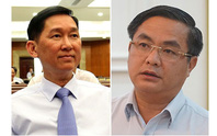 [Infographic] Quan lộ của ông Trần Vĩnh Tuyến và ông Trần Trọng Tuấn