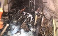 Đà Nẵng: Cháy khách sạn 7 tầng, thiêu rụi 2 xe máy