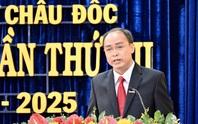 Bí thư TP Châu Đốc tái đắc cử nhiệm kỳ mới