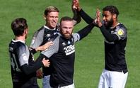 Wayne Rooney gây sốc bằng siêu phẩm, Derby County chờ suất thăng hạng