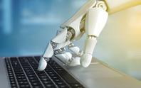 Robot viết sách, làm thơ