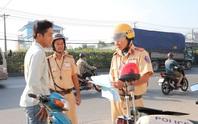 Nhiều quy định về giao thông đường bộ có hiệu lực từ tháng 8-2020