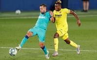 Nhấn chìm tàu ngầm vàng Villarreal, Barcelona quyết đua vô địch