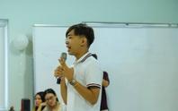 Diễn viên hài Minh Dự trợ giảng ở Trường Đại học Văn Hiến