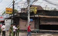 Khói bao trùm khu dân cư, ít nhất 3 người tử vong trong đám cháy