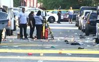 Mỹ: Mở tiệc đường phố chui, hàng loạt người gục ngã dưới làn đạn