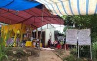 2 chị em trong gia đình nghèo chết đuối, hàng xóm chung tay làm tang lễ