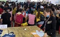 CÔNG TY TNHH POU YUEN VIỆT NAM: Hoàn tất chi trả chế độ cho công nhân mất việc