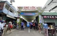Chùm ảnh: Ngày đầu Đà Nẵng thực hiện đi chợ bằng phiếu ngày chẵn lẻ